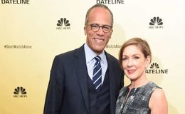 NBC's Lester Holt and wife Carol Hagen on the Verge of Divorce; Holt' Extra-Marital Affairs