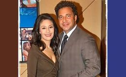 After her ugly divorce from Evan Gottlieb, Liz Cho and husband Josh Elliott married without problems