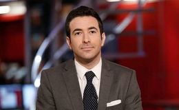Ari Melber talks about 'troubles' he had to face due to his girlfriend; are they in a relationship?