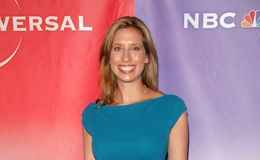Weather Channel's Stephanie Abrams without a boyfriend after her divorce from husband Mike Bettes