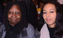 Does Whoopi Goldberg's granddaughter Amarah Dean have a husband? Does she have children?