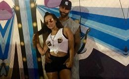 Cyn Santana and boyfriend Joe Budden dating as the couple is in a romantic affair