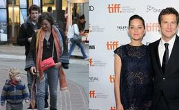 Marion Cotillard and her boyfriend Guillaume Canet dating since 2007 and have a son Marcel Canet