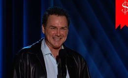 Stand-up comedian Norm Macdonald has a net worth and salary that go hand in hand with his career