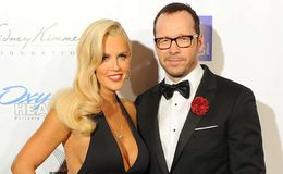 Donnie Wahlberg and wife Jenny McCarthy married for 2 years but divorce in the near future plausible