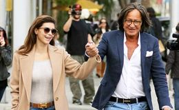 Third marriage on cards for Mohamed Hadid as fiancee Shiva Safai expected to be his wife soon