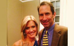 Having married and divorced Cecily Tynan, who is Michael Badger dating these? Does he have a wife?