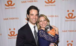 Rob Marciano and his wife Eryn Marciano happily married without a single rumor of divorce