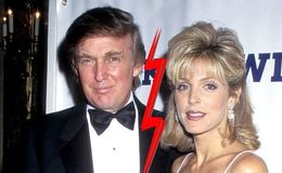 Donald Trump and Marla Maples Divorced after 6 years of relationship having a daughter Tiffany Trump