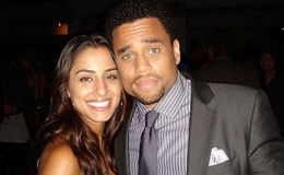 Black Ethnicity American Michael Ealy Is Married To Khatira Rafiqzada With A Son