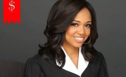 American attorney &Legal  commentator Faith Jenkins.Know about her net worth and salary.
