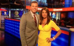 WHDH-TV's News Anchor Kim Khazei and her Husband Scott Huff Married Life