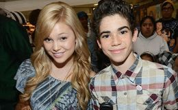 Cameron Boyce and Brenna D'Amico are dating? See their relationship