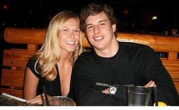 Sidney Crosby affair with his girlfriend Kathryn Leutner Know about their relationship