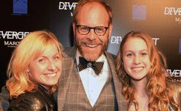 Zoey Brown is the daughter of Alton Brown, Know about her Family Life