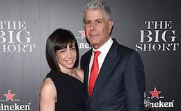 Ottavia Busia Married Husband Anthony Bourdain but later Divorced; Know Divorce Reasons HERE!