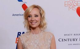 Anne Heche Married to Harrison Ford. Know about her married life and divorce rumors