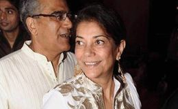 Aroon Purie is Married to Rekha Purie. Find out about her Married life and Children.