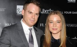 Michael C. Hall married his long-time girlfriend Morgan Macgregor after 2 failed marriage