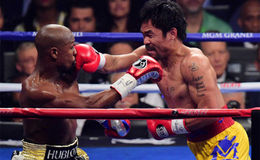 Manny Pacquiao will fight Conor Mcgregor in a boxing match if Floyd Mayweather denies the offer