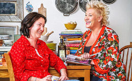 Lesbian Koren Grieveson engaged to partner Anne Burrell; Soon planning to get married