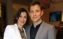 Television presenter Ben Shephard married to Annie Perks; constantly flirts with Susanna Reid