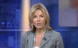 Television presenter Mary Nightingale married husband Paul Fenwick; Blessed with two children