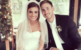 Gordon Hayward first NBA All-star Married with Robyn Hayward in 2014, Find out his married life