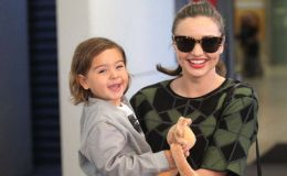 Miranda Kerr and Orlando Bloom son Flynn have great relationship with Katy Perry