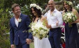 Actor Matt Passmore Married Natalia Cigliuti after Divorcing Ex-Wife Jacqui Passmore