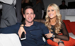 Tarek El Moussa's Ex-Wife Christina El Moussa comes in public with her new boyfriend Gary Anderson