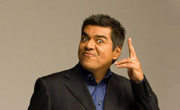 George Lopez is single after his first divorce and step towards the mystery lady