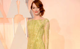 Actress Emma Stone Wins Her First Oscar Award, Ex-Boyfriend Andrew Garfield Gazes Adoringly At Her
