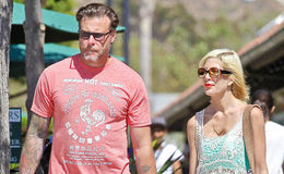 Tori Spelling Welcomes Fifth Child With Husband Dean McDermott, Previously Married Charlie Shanian