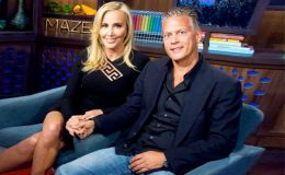 Shannon Beador reunite with her husband David Beador; Their married life and children
