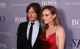 Walking Dead's Norman Reedus and Diane Kruger Dating? Know His Married Life And Affairs