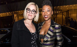 Writer Lauren Morelli now officially married to her longtime partner Samira Wiley