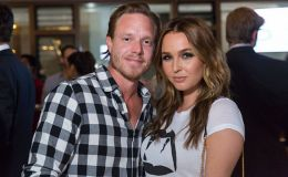 Grey's Anatomy's Camilla Luddington Gives Birth to a Baby Girl with her boyfriend Matt Alan