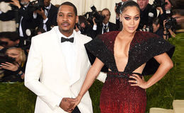 NBA Player Carmelo Anthony Reportedly separated from his Wife La La after 7 years