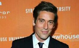ABC's gay anchor David Muir is not dating Gio Benitez; Has a New Boyfriend