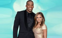 Still unmarried Cam Newton living happily with Girlfriend Kia Proctor and children