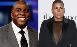 Magic Johnson is happy About his son EJ Johnson Coming Out as Gay
