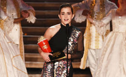 First 'Gender Free' Category'; Emma Watson wins Best Actor at MTV Awards