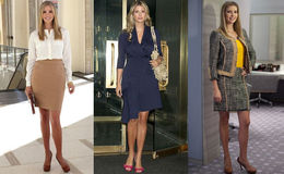 The Fashionable Looks of  Ivanka Trump; Brands, Life style & Net Worth