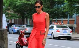 Have you tried this Victoria Beckham's genius Color Combo? You should