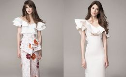 Johanna Ortiz helps you with her beautiful Wedding Dress collections? Rate yourself
