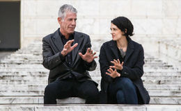 Anthony Bourdain is Dating Girlfriend Asia Argento,Know about his Current Affairs and Relation