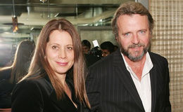 Actor Aidan Quinn Married Elizabeth Bracco  and Living Together With their Children and wife