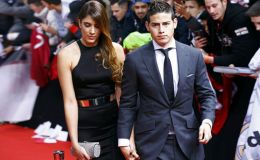 Daniela Ospina Married to James Rodriguez and Living Happily Together with their Children