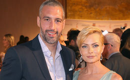 Hamzi Hijazi Girlfriend Jaime Pressly Expecting Twins, Are they Married? Know their Relationship